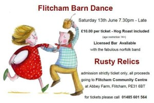 Flitcham Barn Dance